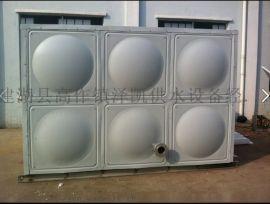 厂家定制生产不锈钢保温水箱质量