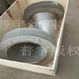 衡水普宇丝网制品DN125锥型过滤器管道过滤