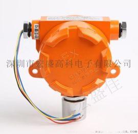 宏盛佳氧含量检测仪/氧气浓度探测器安装位置