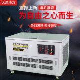 大澤25千瓦靜音汽油發電機組參數