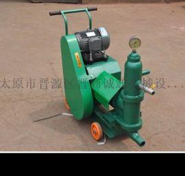 广西钦州市矿用高压双液注浆泵泥浆注浆泵HJB-6注浆机厂家