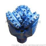 江漢石油鑽採三牙輪鑽頭PDC鑽頭刮刀鑽頭組裝