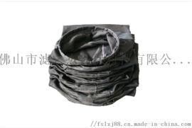 连续玻璃纤维机织布滤袋 耐高温玻纤布袋