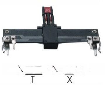 直滑式电位器(N208N)