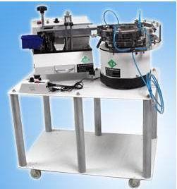 自动散装电容剪脚机