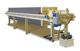 【景津】 320型手动厢式压滤机 程控自动液压厢式压滤机 板框压滤机 隔膜压滤机