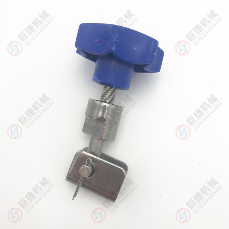 人孔手轮全套m12人孔配件 304压人孔手轮