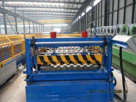yx35-125-750型彩钢板V125型彩钢板