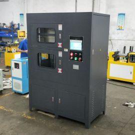 PLC控制真空平板压片机 热压成型机 平板硫化机