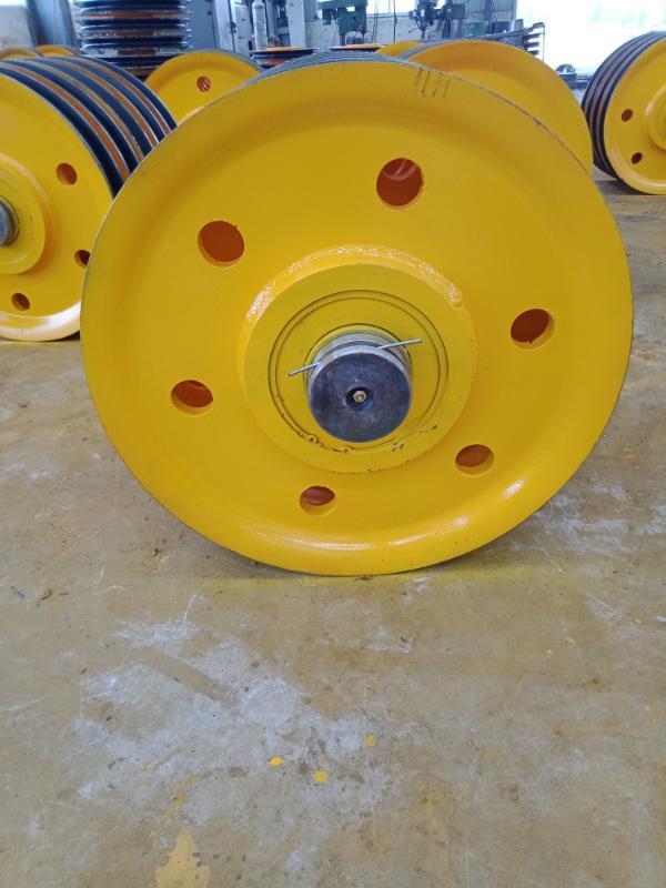 10吨滑轮组 抓斗吊钩滑轮组 双轮多轮起重滑轮