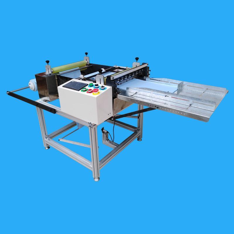 全自動微電腦橫切機自動放卷自動裁切機一體機橫切機無紡布