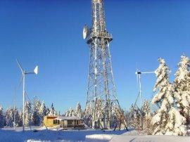 5kW智慧微電網風力發電系統