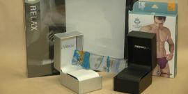 彩色包装盒 colours pak 4色印刷 商务印刷