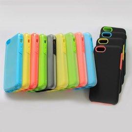 pcase iPhone 5C PC+硅胶保护套(PC+硅胶 001)