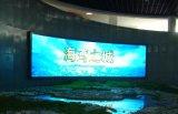 深圳大运会盐田体育馆室内LED显示屏,P4P5全彩LED显示屏安装工期