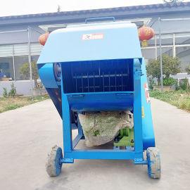 全自动玉米草揉丝机 秸秆粉碎揉丝机 秸秆揉丝机