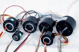 杭州百旋过孔式滑环,供应精密导电滑环