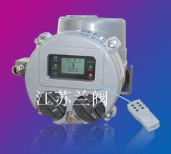江苏兰阀-智能一体化阀门电动装置