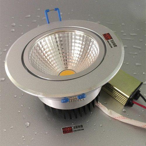 高亮调光高显指LED筒灯、酒店商场专用筒灯