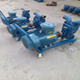 移动式防爆电动输送油泵