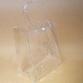 重庆pvc 瓶手提袋pvc  袋结实包装订做