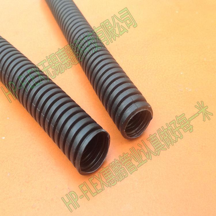 HPF-PP阻燃波紋管 聚丙烯PP穿線軟管