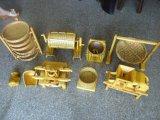 纯手工制作整套制茶设备模具 摆件 竹木制工艺品