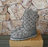 女士针织新款短靴冬款雪地靴1008840