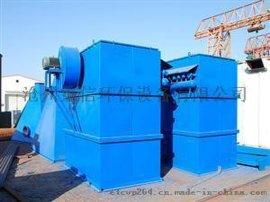 LCPM64-512型系列产品分室侧喷低压脉冲袋式除尘设备