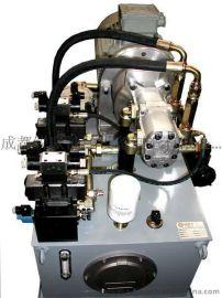 成都锐联RL600-100t/25-10液压系统/液压机
