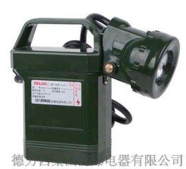 LED便携式防爆应急工作灯 BST-A佩带式手提式LED防爆强光工作灯