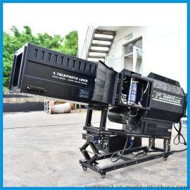 供应都市巨影科技W-155 6000W, 户外建筑广告投影机, 巨幅楼体广告投影仪