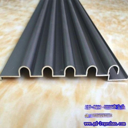 供应上海凹凸铝单板 铝合金长城板背景墙 木纹长城板吊顶
