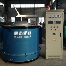 供应坩埚炉,熔铝炉,有色金属熔炼炉