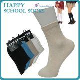 正品兰桂坊学生运动袜短袜 纯棉学生袜批发