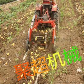 机械刨土豆机 地瓜收获机 小型紫薯收获机