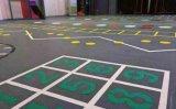 供應無錫仕博特定製360運動地板健身房地膠無器材運動地板功能