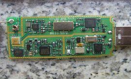 鱼雷控制板PCB抄板设计