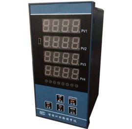四通道显示调节仪_测量显示多路温度