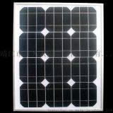 太陽能  單晶矽  30w 太陽能組件