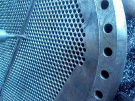 沧州昊诚专业管板钻孔厂家 生产换热器管板 型号齐全