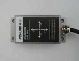 倾角传感器,在液压钻机的钻头角度控制
