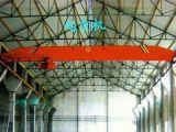 亞重LDA電動單樑起重機 起重量1t,跨度16m(不含電動葫蘆),地操