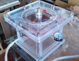北京加工定制KTY系列灌装型亚克力有机玻璃真空箱