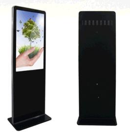 厂家直销室内42寸超薄单机版立式广告机