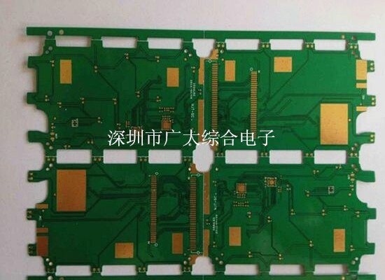 广大PCB线路板厂专业多层电路板加工、高难度PCB板打样、电金板批量生产