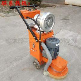 甘肃敦煌 380旧环氧地坪打磨机 混凝土水泥路面地坪打磨机研磨机