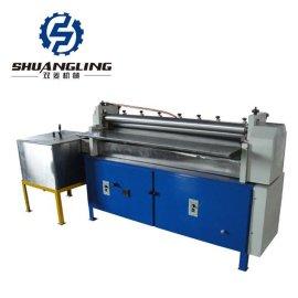 JS-900D热熔胶胶水机 相册封面上胶机 布艺样本册制作上胶