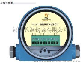电容式智能锅炉汽包液位计锅炉液位变送器水位控制器