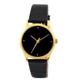 高考礼物送女友简约时尚潮流黑盘气质JUST2YOU个性定制手表包邮,一只起订。
